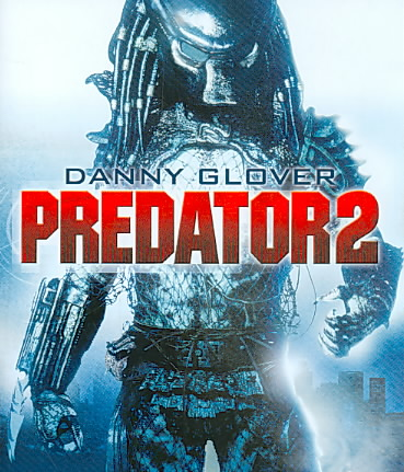 PREDATOR 2 BY HALL,KEVIN PETER (Blu-Ray)